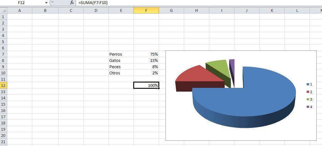 Programa de Excel